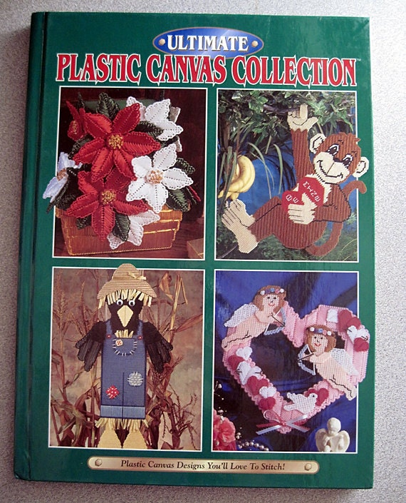 Ultimate Plastic Canvas Collection  The Needlecraft Shop