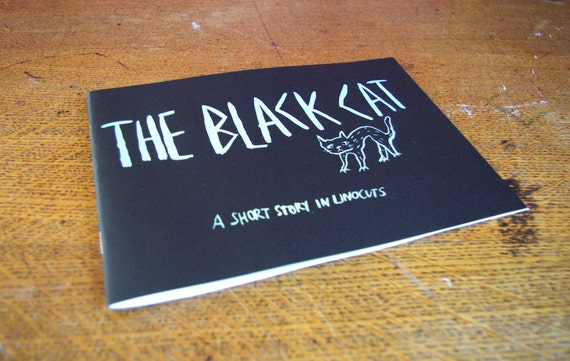 The Black Cat - An Illustrated Zine