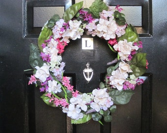 Soft Spring to Summer Wreath