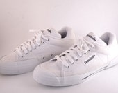 RESERVED for Anna-Vintage 90's  Reebok classic womens  tennis shoes Size 9 1/2M Free shipping