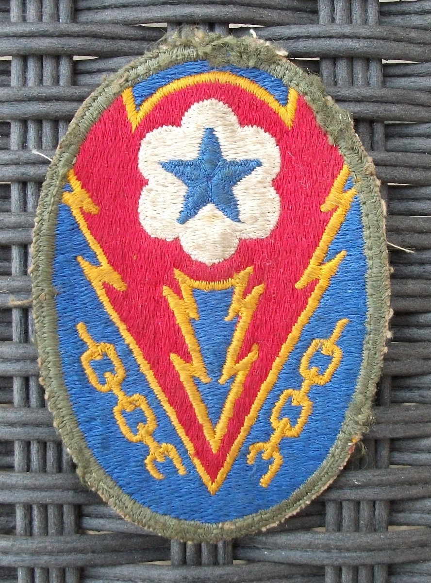 Us army patches ww2 pacific
