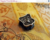 "On SALE 35% OFF Artisan Handmade Brass Spacer Bead. ""Time of Knights"" Collection by Anna Chernyh. Handmade Jewelry findings, Jewelry making"