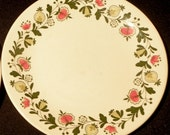 Gretchen Pattern Dinner Plates Set of 2 Johnson Brothers
