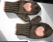 Warm Wool Mittens (Item 5)
