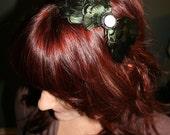 Lady Amherst Feather Bow Headband
