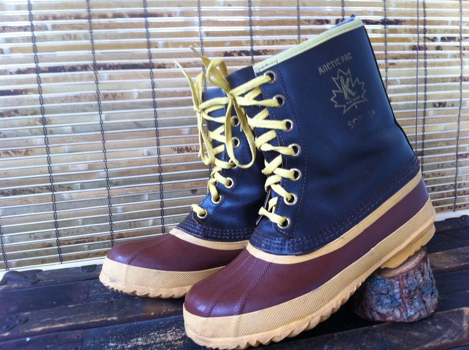 Duck boots men - photo#22