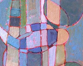 "Original Abstract Painting ""Mood"""