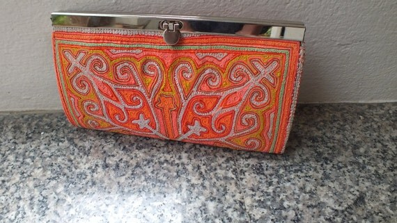Ethnic Vintage style Tote Hmong Tribe purses ,from Thailand