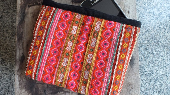 Ethnic Vintage  purses wallet Handmade ethnic purses, from-Thailand