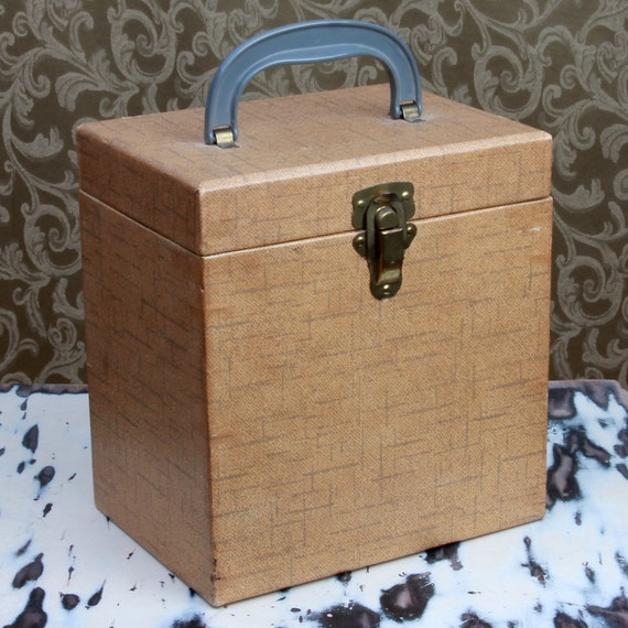 45 RPM Record Carrying Case