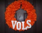 University of Tennessee Wreath