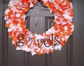 VOLS Wreath
