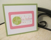 """RESERVED LISTING for Etsy buyer """"Jessica Kuhns"""" w/ Jessica Kuhns Photography - 10 CD Sleeves w/ Logo & Copyright Release"""