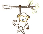 INSTANT DOWNLOAD Monkey o...