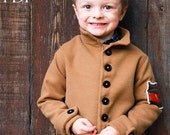 "The ""Jude"" Jacket PDF Pattern sizes 6 months-5 years"
