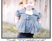Prudence Jacket Sizes 12months-4T