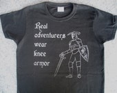 Knee Armor Tee Shirt