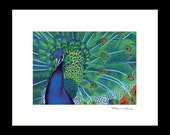 Do You Think I'm Sexy matted print by Alicia Wishart