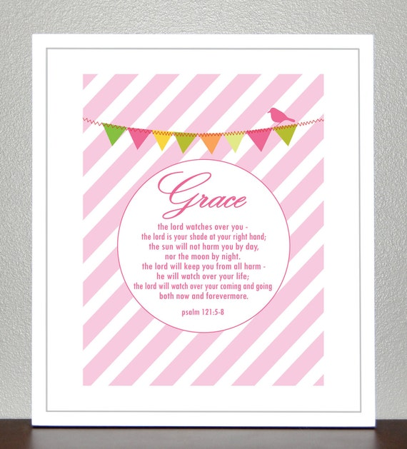 Items Similar To Baby Dedication Baptism Gift Bible