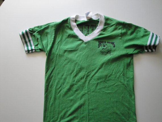 Vintage Red Hook Soccer Tshirt