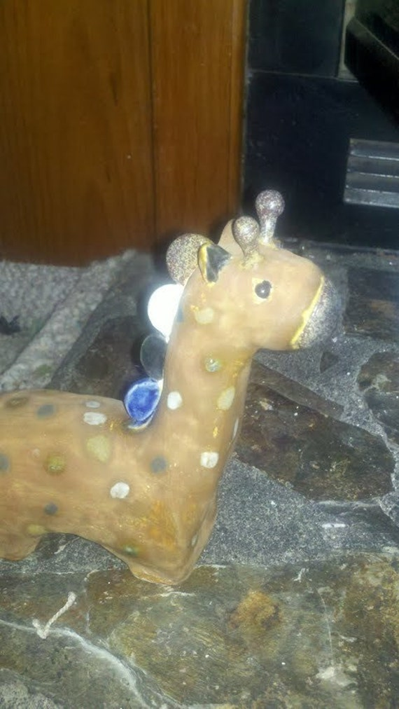 ON RESERVE for LilacsMaude- The Loneliest  Giraffe