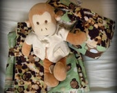 Boy Quilt Bundle-Monkey Business