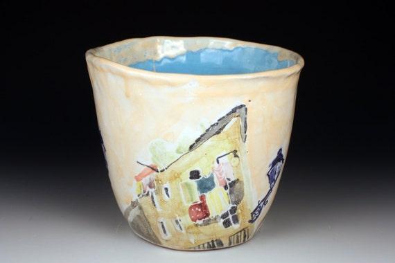 Lisbon Lamp Ceramic Bowl