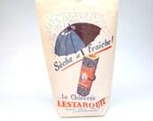 Vintage French 'Seche et Fraiche' Paper Bag