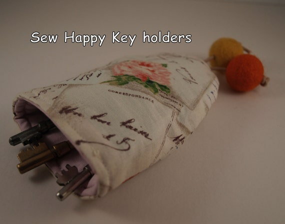 Key chain - key holder - key fob: stop your keys from scratching your bag