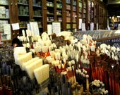 Paint Brushes At The Sennelier French Art Supply Shop - Paris, France - Fine Art Travel Photography - 8x10 Print