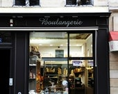 French Boulangerie Bakery - Paris, France - Fine Art Travel Photography - 8x10 Print