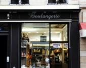 French Boulangerie Bakery - Paris, France - Fine Art Travel Photography - 8x10 Print