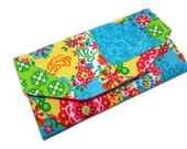 SALE clutch wallet, bright color Discounted, discontinued