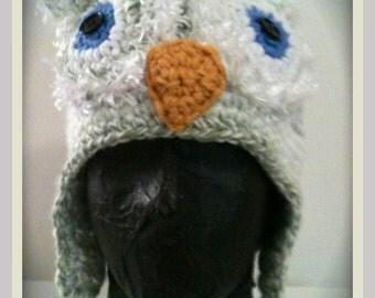 Snowflake the Owl
