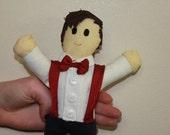 11th Doctor Who Matt Smith Plushie Doll
