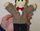 11th Doctor Who Matt Smith Plushie Doll- With Jacket