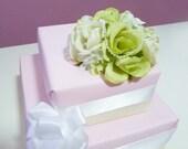 Wedding Cake Ang Bao Box/ Money Holder Box