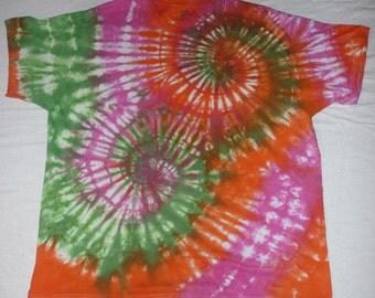 2XL Tie Dye Tee Shirt