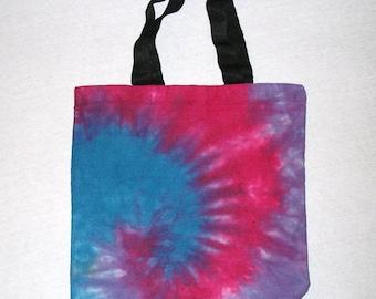 Tie Dye Canvas Bag