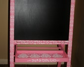 Custom Painted Easel