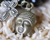 Lucky 3 Buddha Shiva Mala Prayer Bracelets
