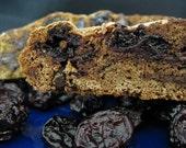 Dark Chocolate Cherry Biscotti