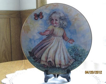 Vintage JoAnne Mix Sunny Day Plate - Item 14-1016