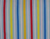 Custom order for MANDY0224 Baby Car Seat Cover w/ pockets and zipper- Light Blue with Stripes