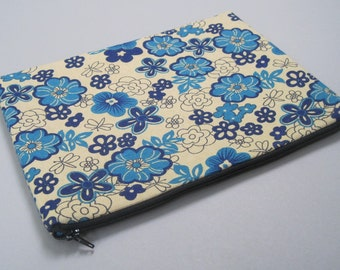 iPad Case, Tablet Cover sleeve,  Cotton/Padded.