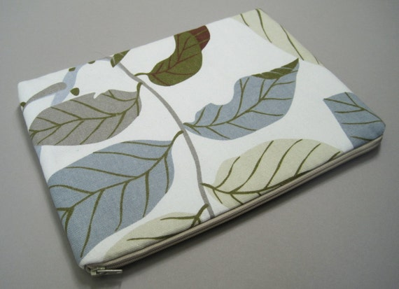 Laptop Case, laptop Sleeve, for 11inch Macbook airand other laptop models, Cotton/Padded, Leaf.