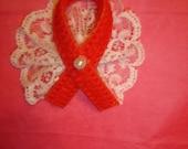 Heart Disease Awareness Magnet or Pin