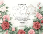 Four Family Personalized GiftsKeepsake and Remembrance Plus 3 More