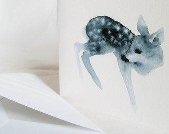 Art Cards Ghost Fawns Card Set
