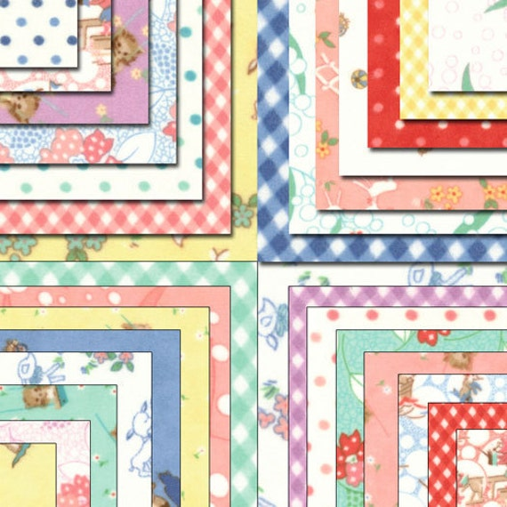 moda layer cake moda layer cake peachy keen flannels 10 quilt fabric 5971